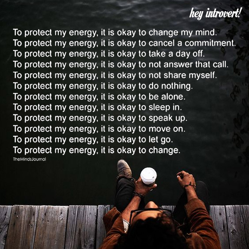 to-protect-my-energy