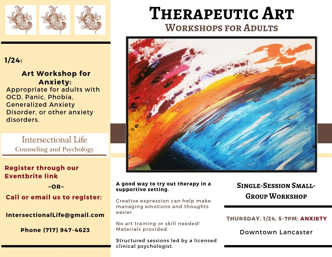 therapeutic art groups for anxiety and trauma (1)